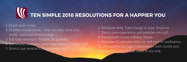 10 Simple Ways To Make You Happier In 2018