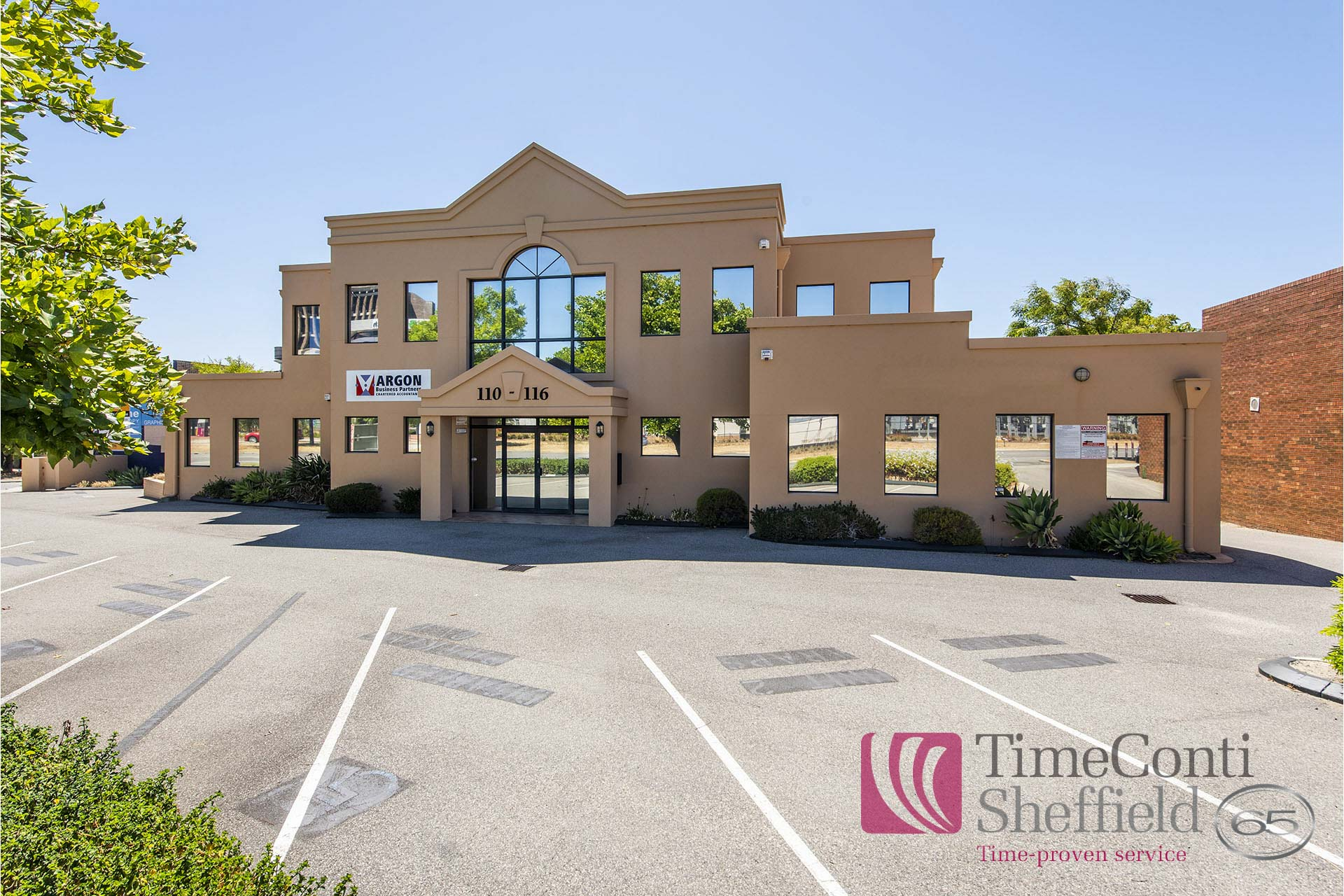 REDUCTION TO $130/m - QUALITY OFFICE - OPPOSITE EAST PERTH TRAIN STATION