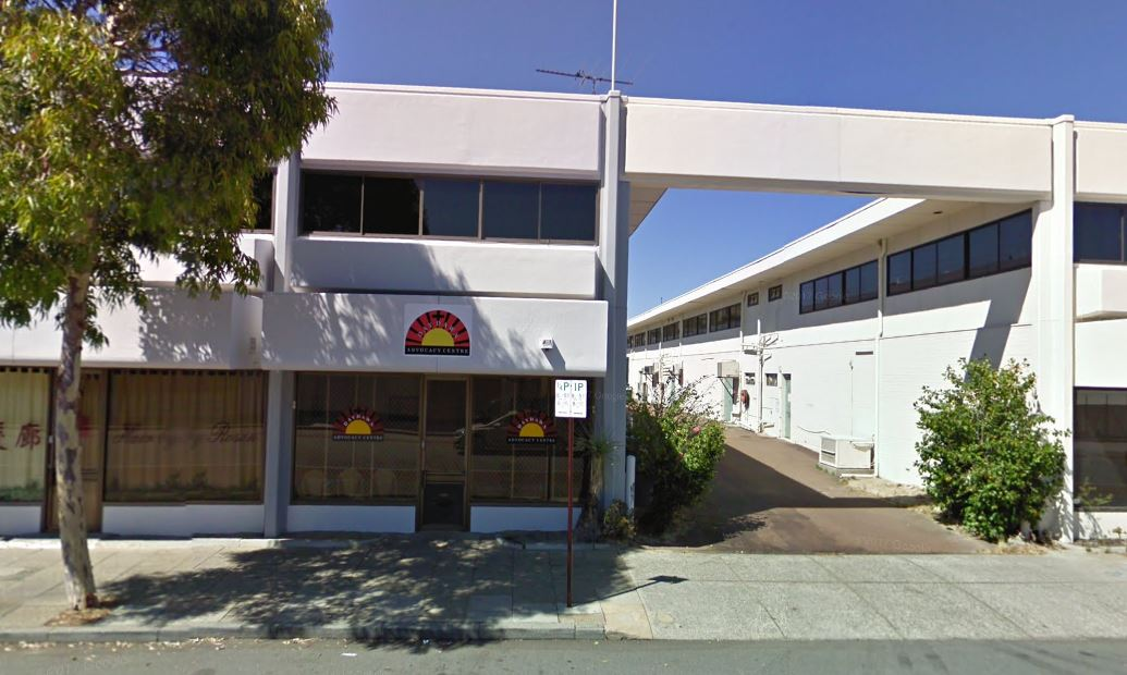 UNIT FOR LEASE IS PERTH