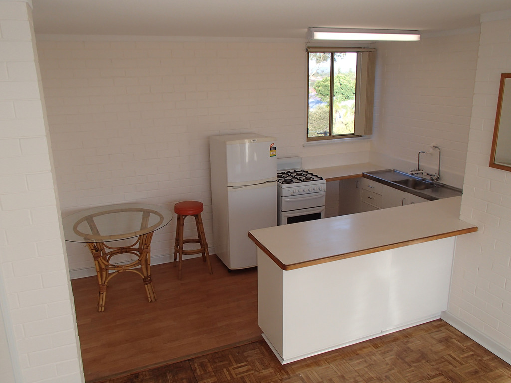 PARTLY FURNISHED UNIT!