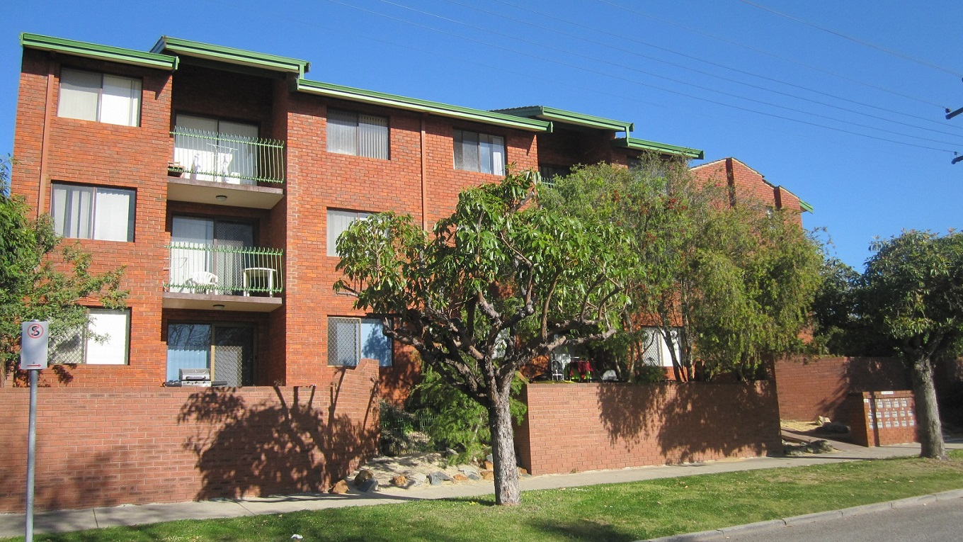 2 X 1 FURNISHED UNIT IN SECURE COMPLEX!
