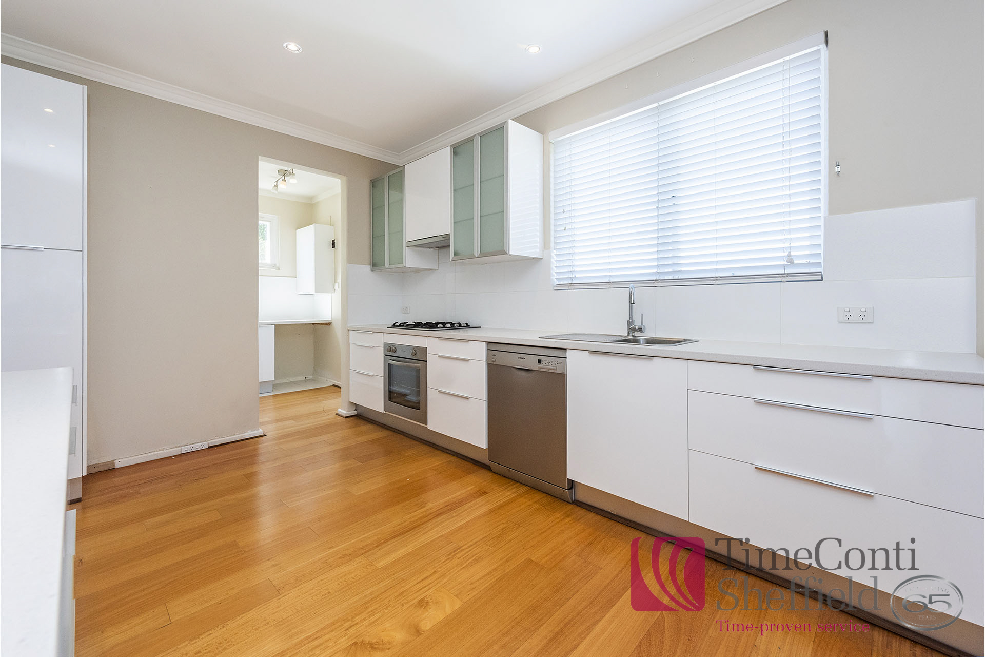IN THE RIVER PRECINCT! ONE OF SIX SPACIOUS APARTMENTS!