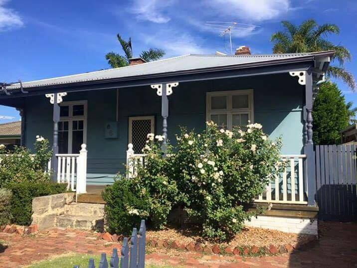 THREE BEDROOM AIR CONDITIONED CHARACTER HOME!!!