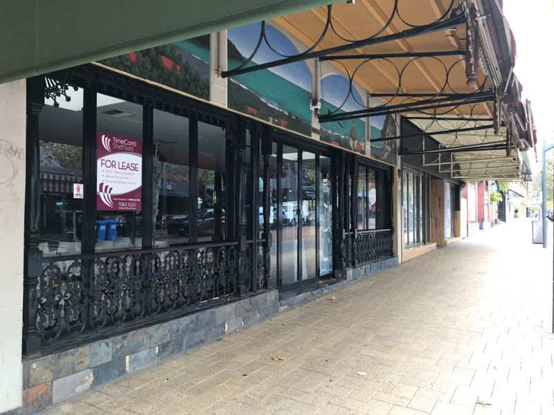 PERFECT LOCATION TO OPEN YOUR RESTAURANT!