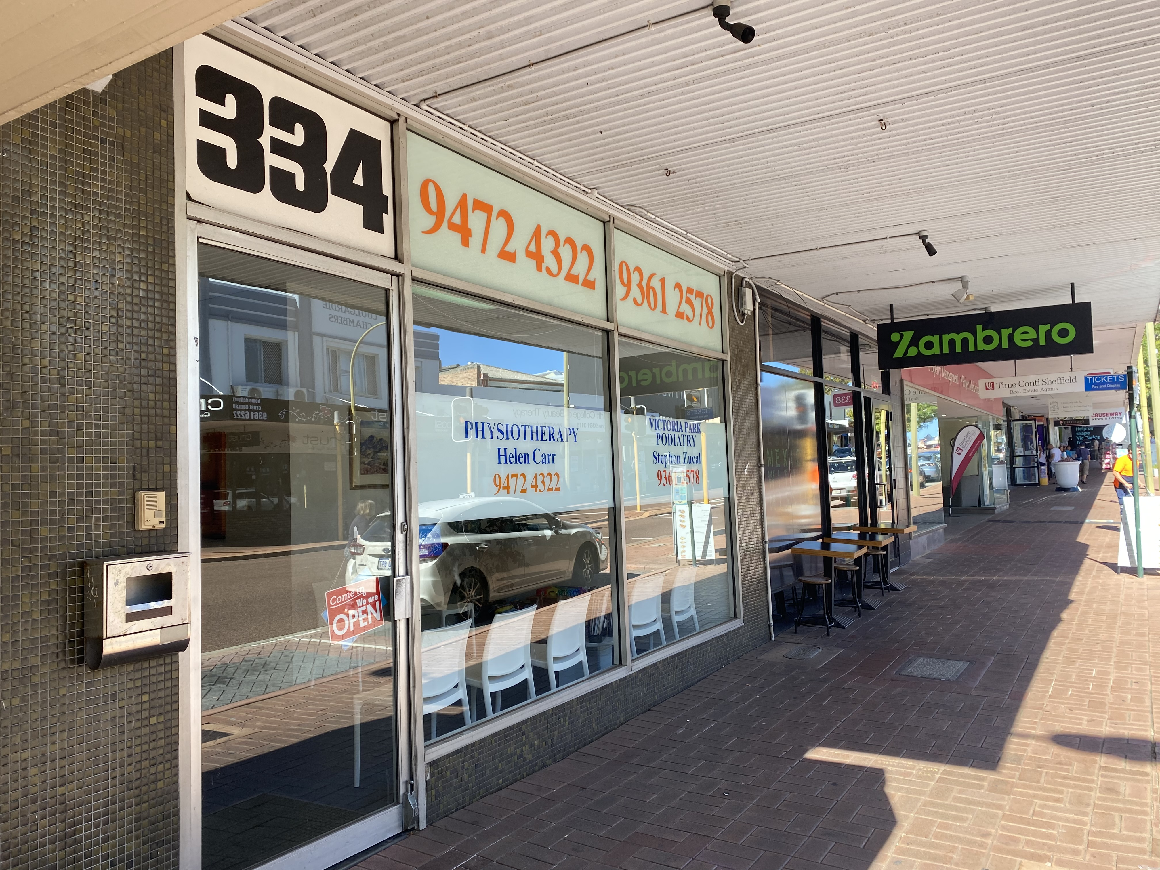 OFFICE/RETAIL SPACE FOR LEASE ON ALBANY HIGHWAY