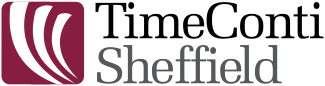 Time Conti Sheffield logo
